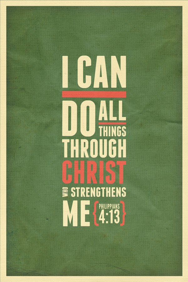 Yes!! Through CHRIST.